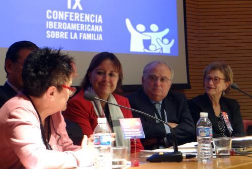 IX Conferencia Iberoamericana sobre la familia
