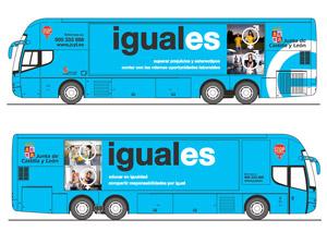 autobus iguales
