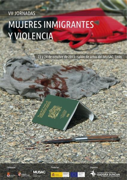 VII jornadas mujeres inmigrantes y violencia