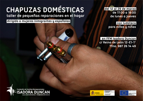 Chapuzas domésticas 1-2012