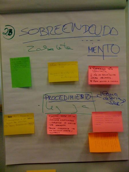 Isadora Duncan participa en el I curso en España sobre asesoramiento financiero a consumidores