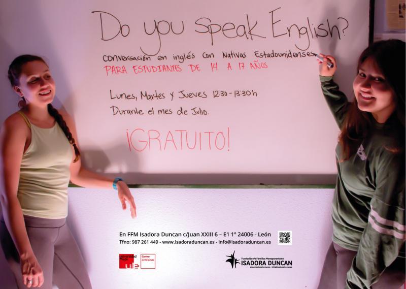 Do you speak enlish?