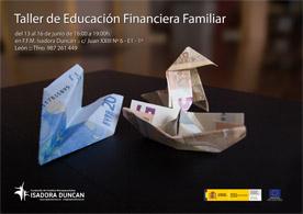 taller educacion financiera familiar
