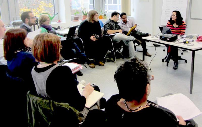 Isadora Duncan participa en el proyecto Strongmother-Grundtvig