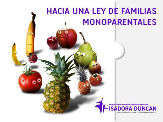 Hacia una ley de familias monoparentales