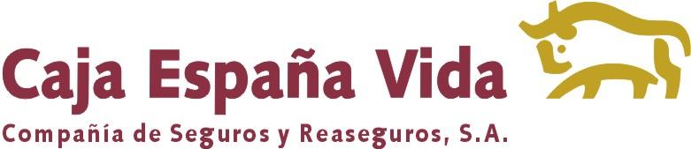 Logo de Caja España Vida