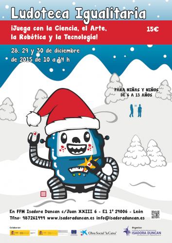 Ludoteca Navidad 2015
