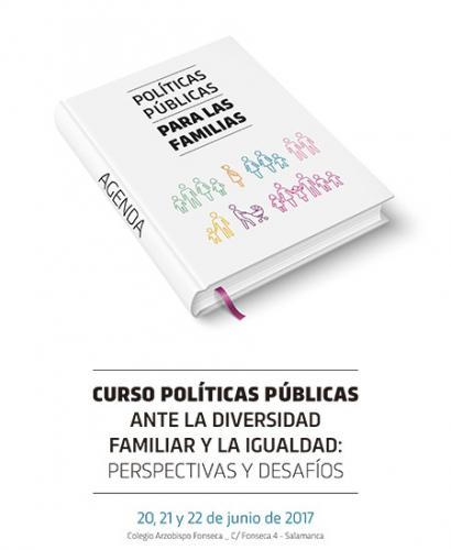 Políticas públicas ante la diversidad familiar y la igualdad: perspectivas y desafíos