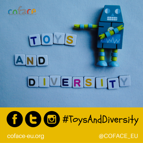 Toys and Diversity Campaign