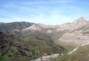 valle del torio